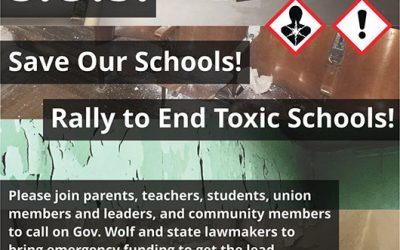 Rally in Harrisburg to End Toxic Schools