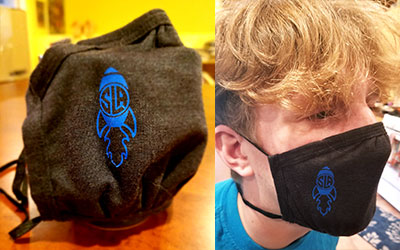 SLA Branded Masks Are Available for Order
